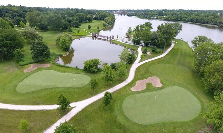 Pottawatomie Golf Course – St. Charles, Illinois